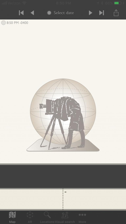 The Photographer's Ephemeris App Title Page