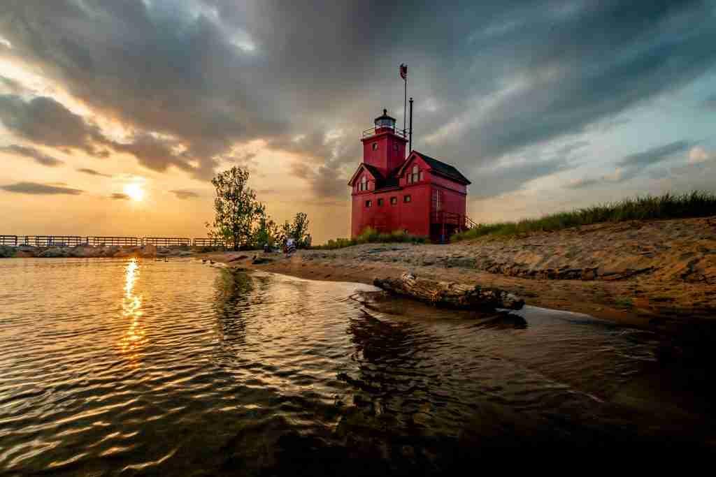 Landscape-Photographer-Holland-Michigan-BigRed