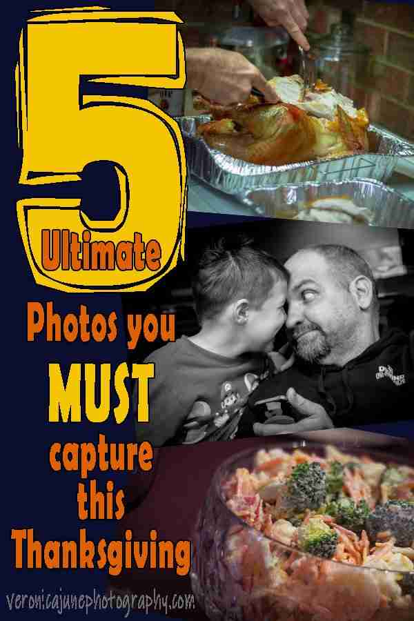 PIN Five Ultimate Photos for Thanksgiving