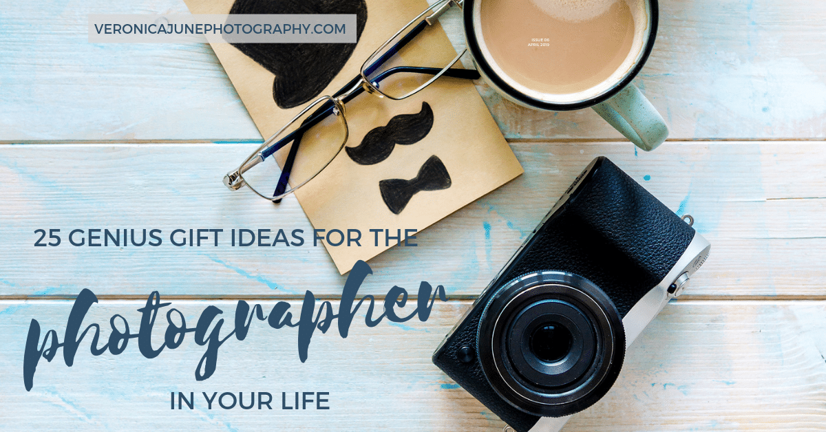 Ad image for photography gift ideas