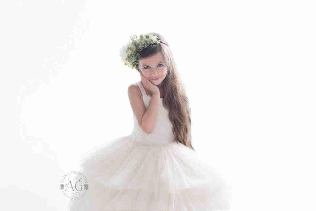 Alina's daughter, Eva