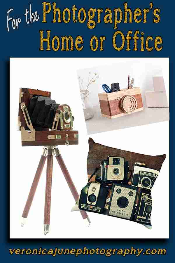 Gifts for the Photographer's Home or Office