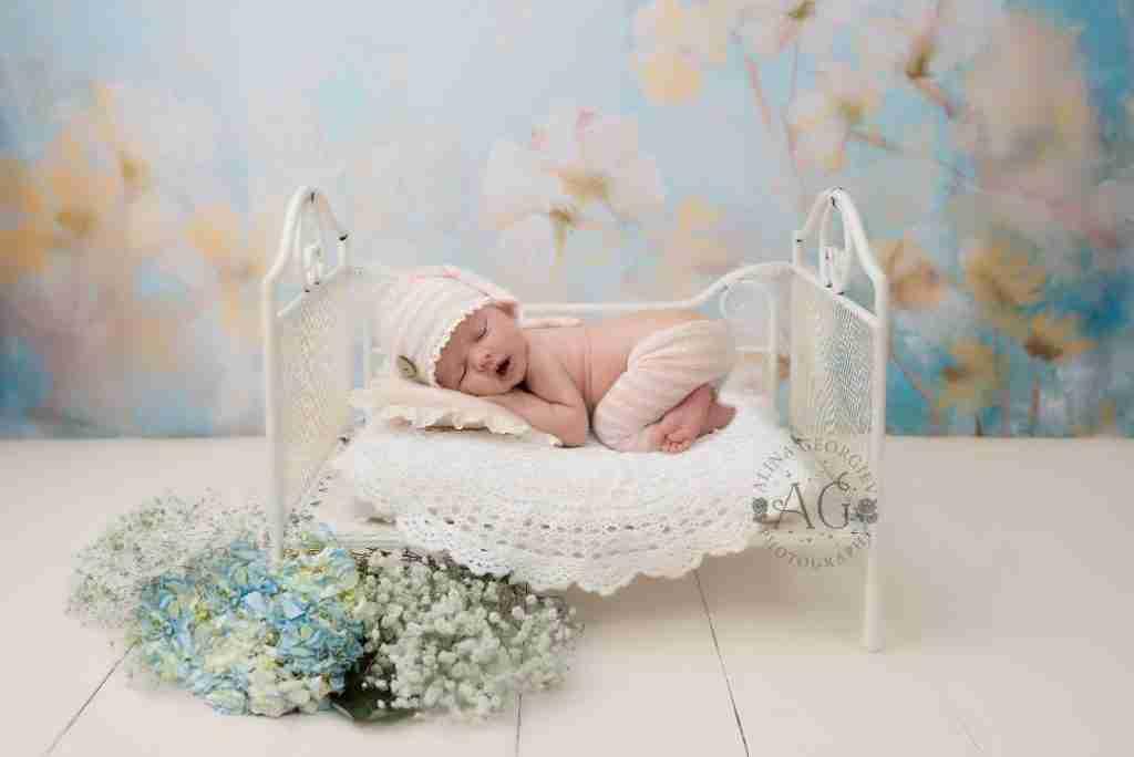 Sweet Sleeping Infant