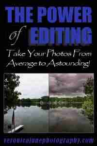 The Power of Editing – Taking A Photo from Average to Astounding!