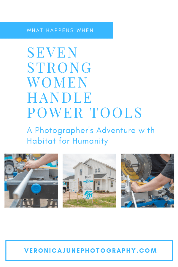 Pin Image for Strong Women Build Houses