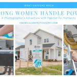 Ad Image for Strong Women Handle Power Tools