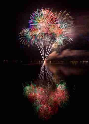 Master Fireworks Photography