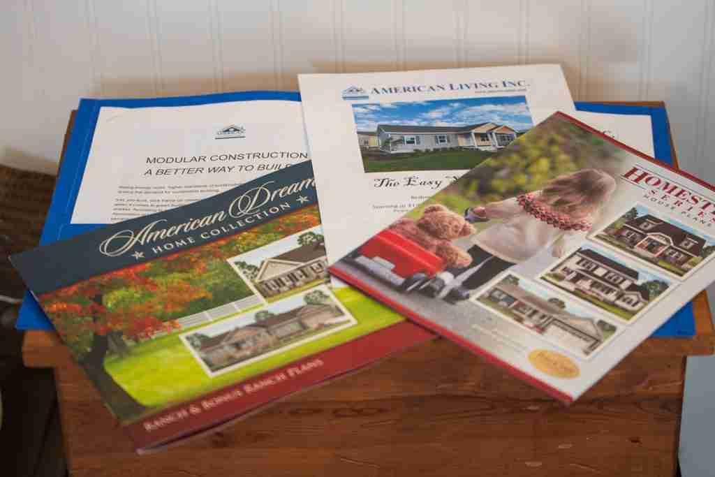 Modular Housing Brochures