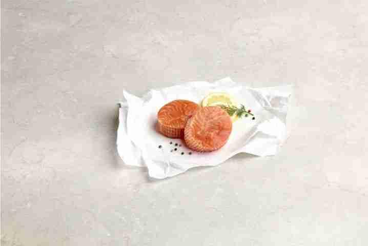 Salmon Mignons