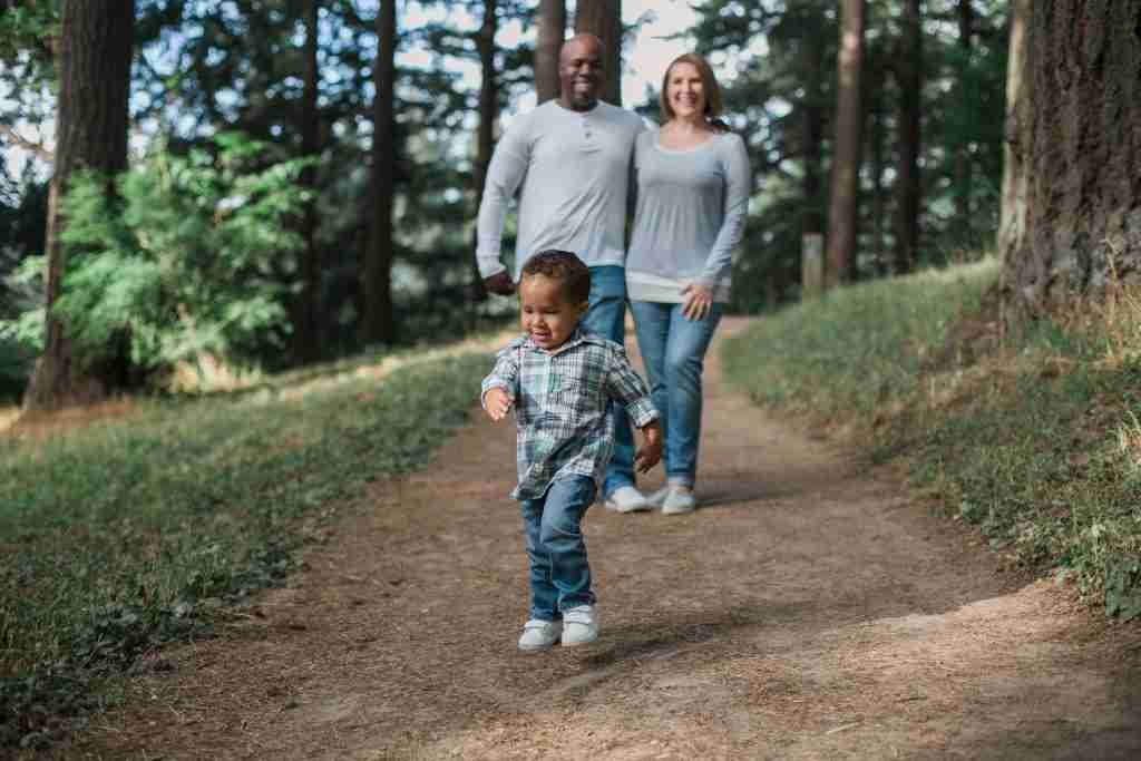 Action Photo for Family Photos the Easy Way