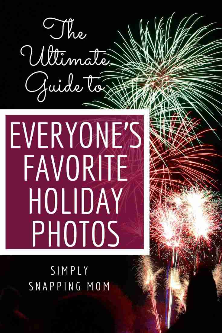 Renee's Pin for Holiday Photos