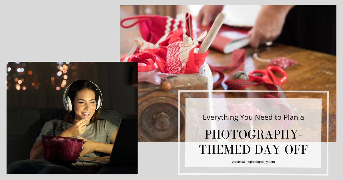 AD image for Photographer's Day Off