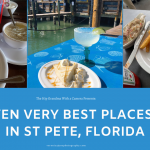 AD image for best place to eat in St Pete Fl