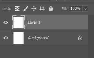 Photoshop screeenshot showing a duplicate layer