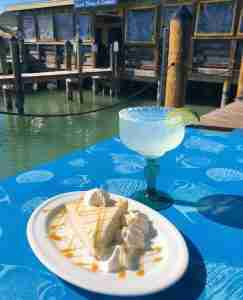 Sea Critters Keylime Pie and Margarita